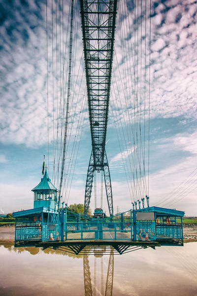 The Newport Transporter Bridge 6