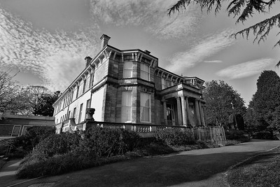 Beechwood House, Newport, South Wales. 1