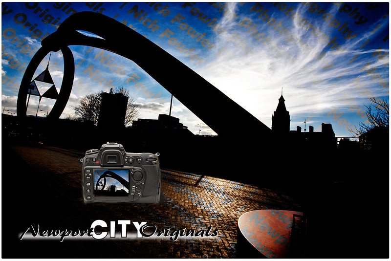 Photographs of Newport, Gwent, South Wales: Bring your Office or Home walls to life!