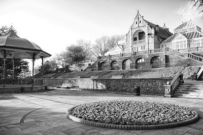 Belle Vue Park Newport Gwent 4