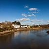 The Usk River Caerleon Newport Wales 3