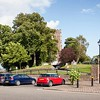 St Woolos Cathedral, Stow Hill Newport, Summer Scene 10