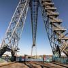 The Newport Transporter Bridge over The River Usk 07