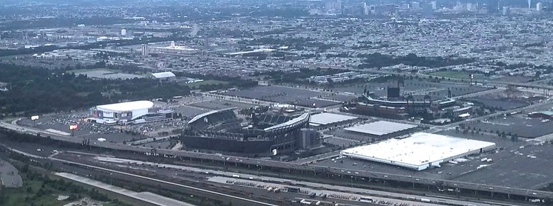 Recognize these three professional sports stadia? It's Philly baby.