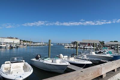 Cape Cod Docks