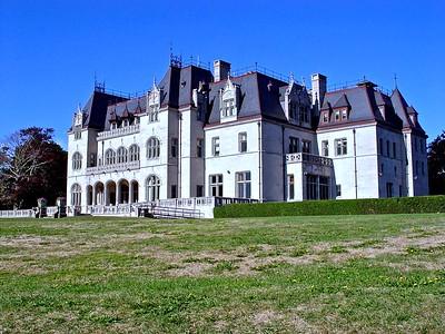 Ochre Court in Newport, Rhode Island
