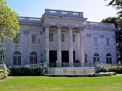 Marble House in Newport, Rhode Island