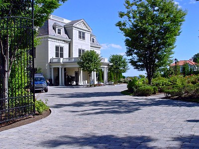 The Chanler Hotel at the Cliff Walk in Newport, Rhode Island