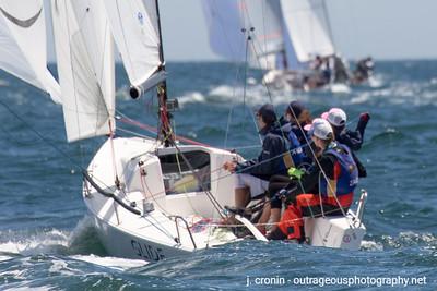 Race #6 1st Downwind
