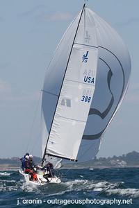 Race #6 2nd Downwind