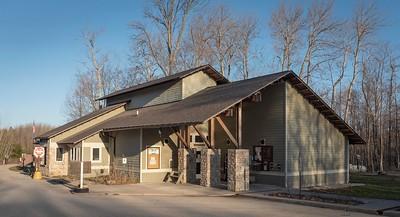 Newport State Park; Door County, WI; May 2020