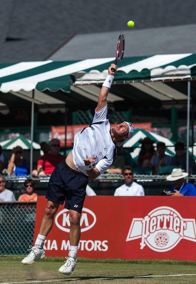 Campbells Hallof Fame Tennis Championships 7-12-12