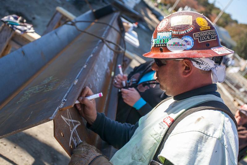 Pell School Construction