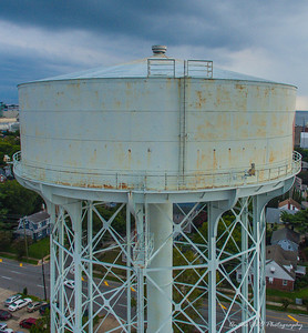 City of Newport News, VA Water Works Water Tower