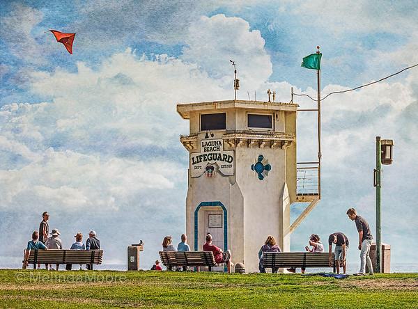 Laguna Beach Lifeguard 8x6-Edit