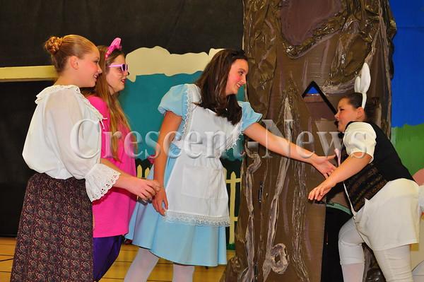 04-25-16 NEWS St. John Alice in Wonderland Promo