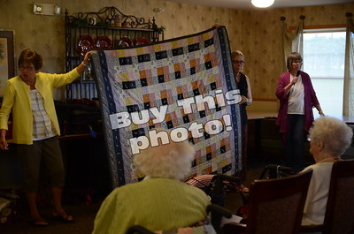 Pins & Needles Quilt Show 7/14/16