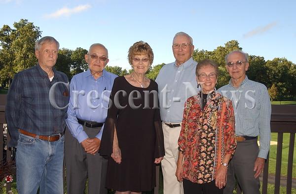 09-17-16 NEWS Ayersville HS 1954 Class Meeting