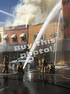 Melrose Apartment Fire
