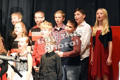Holy Family School xmas pageant 12/19/17