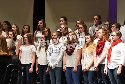 SC Pulic School choir concert 12/18/17