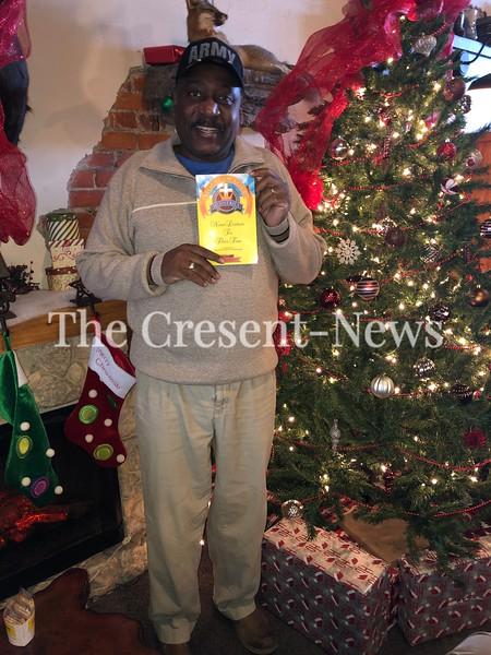 12-12-18 NEWS Pastor Dwayne new book, TM
