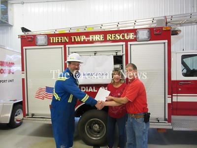 12-12-18 NEWS Tiffin Twp. donation
