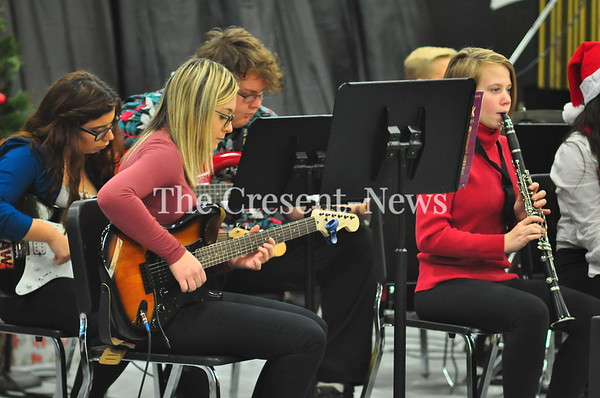 12-16-18 NEWS Paulding Band & Choir Concert