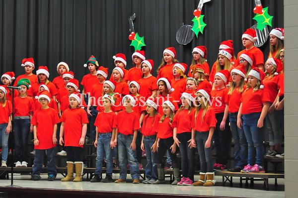 12-18-18 NEWS Oakwood Elementary Christmas Concert