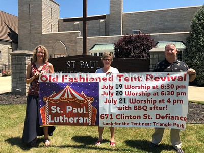 07-09-18 NEWS St. Paul Tent Revival, TM