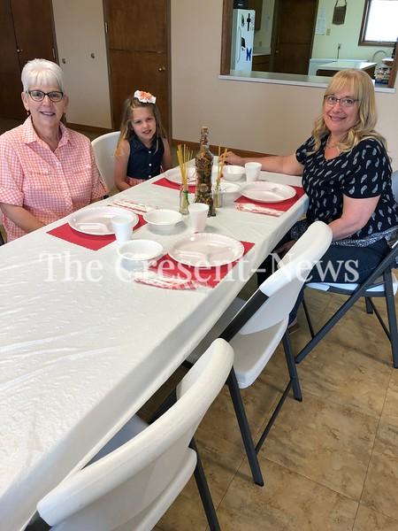 05-09-18 NEWS Christ Our Savior spaghetti dinner, TM