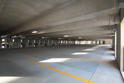 Malaga Street Parking Facility Ribbon Cutting