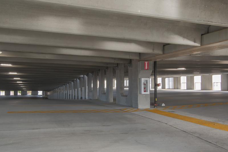 Malaga Street Parking Facility Ribbon Cutting