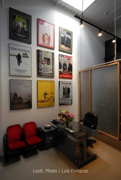 July 15, 2007<br /> <br /> Darius Films<br /> Darius Films now have a new office in LA.  Marketing pictures to showcase both locations.