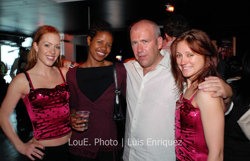 May 15, 2007<br /> <br /> Richard Flanagan<br /> The launch of Richard Flanagan's newest novel, The Unknown Terrorist at the Carrera Club in downtown Toronto.<br /> Thanks to Mel, XYYZ, and Harper Collins.
