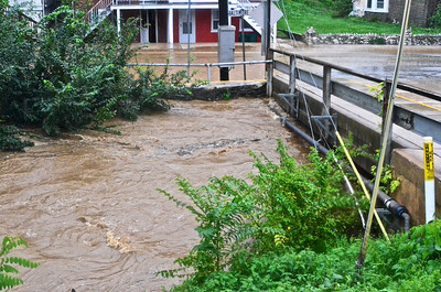 Swollen Creek