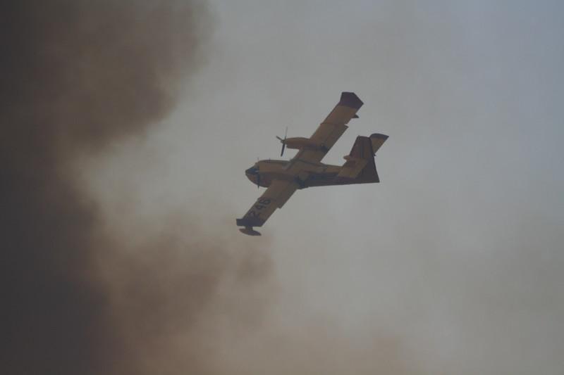 Camp Pendlton Fire 10-08 016