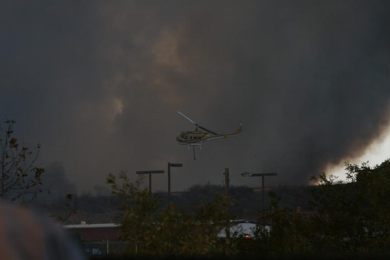Camp Pendlton Fire 10-08 002