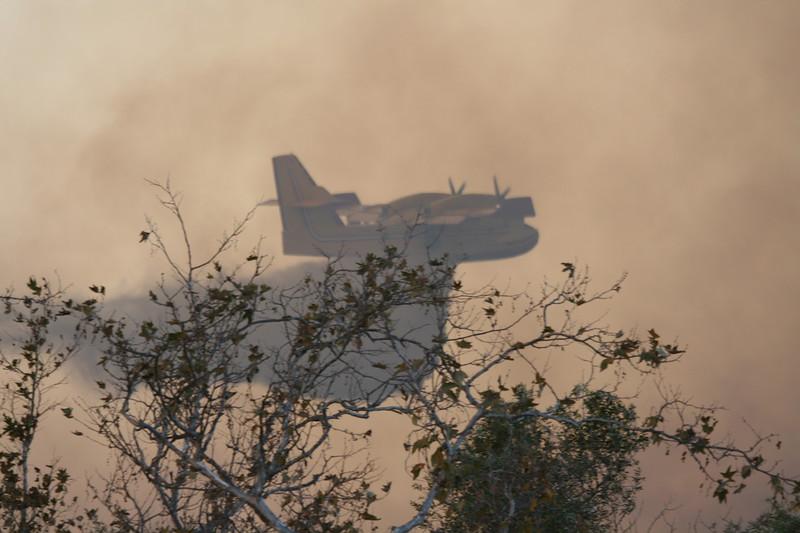 Camp Pendlton Fire 10-08 044
