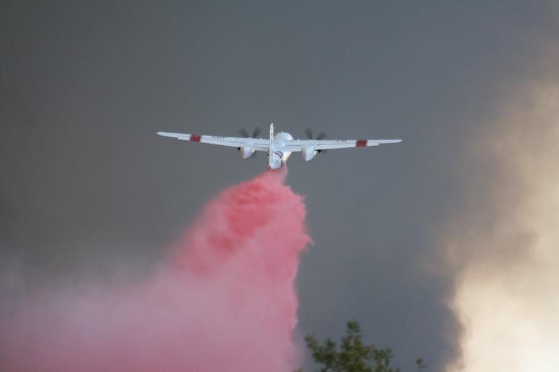 Camp Pendlton Fire 10-08 035