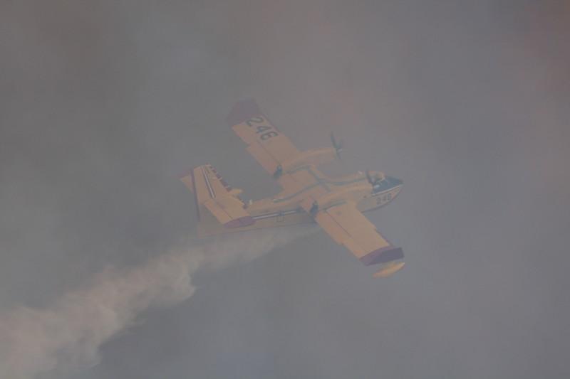 Camp Pendlton Fire 10-08 052