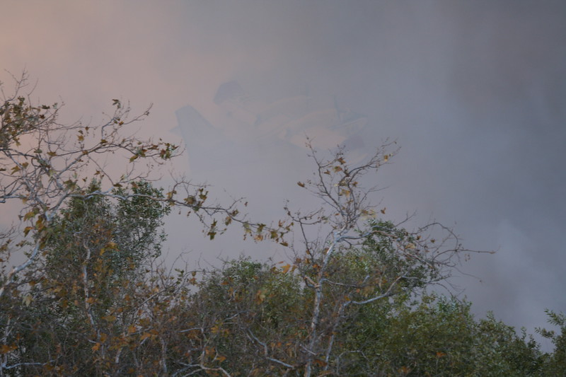 Camp Pendlton Fire 10-08 050