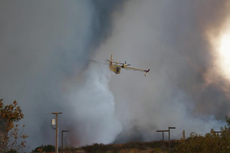 Camp Pendlton Fire 10-08 015