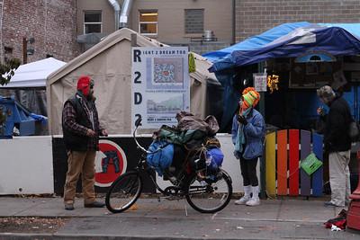R2D2 Homeless Shelter has an Unsure Future