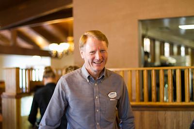 Shane Sundling, Community Leader and Manager of Elmer's