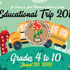 Education Trip for Grades 4-10 2019