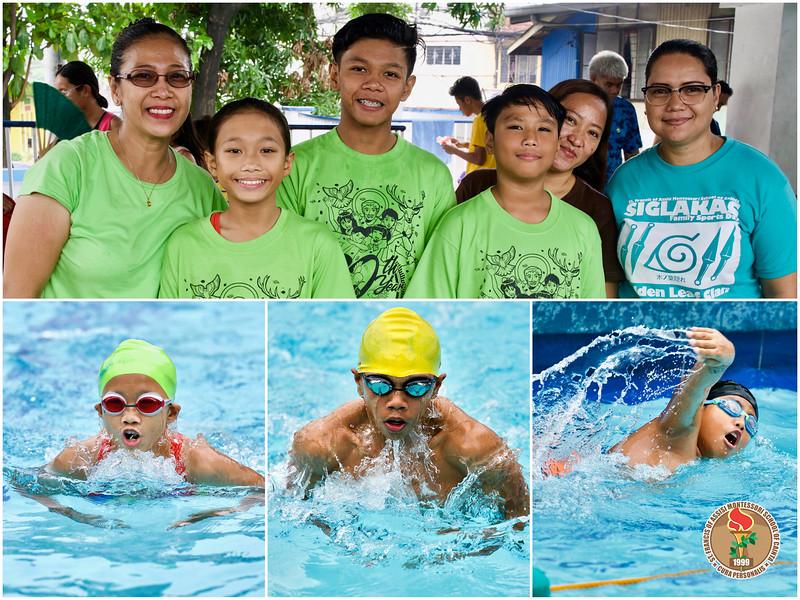 Cainta Municipal Athletic Meet Swimming Tournament 2019