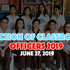 Congratulations to all the newly elected class officers. We hope you will do your very best to do your duties and serve your fellow classmates this school year!  Grade 9- Newton
