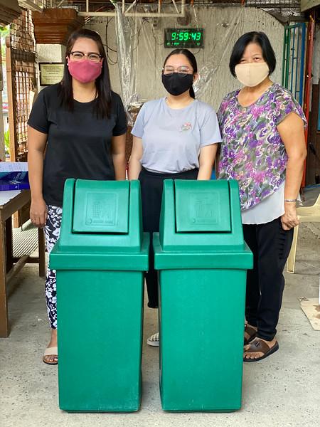 Trash Can Donation 2020