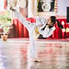 "Congratulations to one of SFAMSC's upcoming young martial artist Ashleen Chloe C. Delfin for being chosen by her master to participate in her first ""Best Player Selection"" of the Union Taekwondo Academy. Ashleen has just started her practice in the martial art and was just promoted to yellow belt. Ashleen is quickly becoming one of the many very promising athlete discovering their potential here at SFAMSC. Good job Ashleen keep it up!"